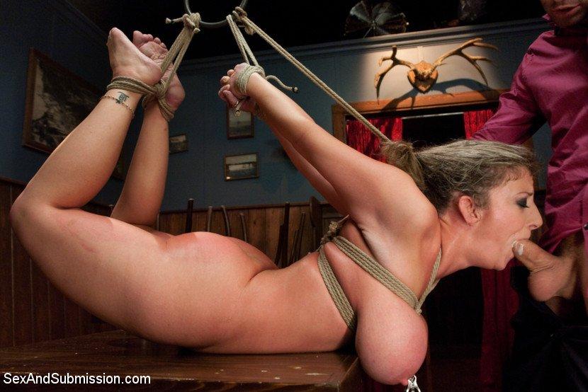 sexe bondage sex tape